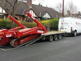 STK6 Trackmate Easy To Transport Skips To Site